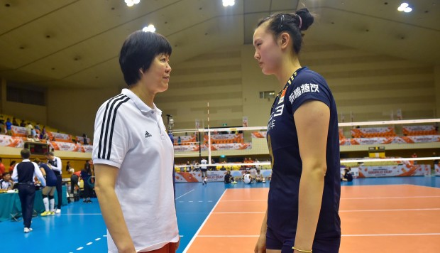 China volleyball star Zhang Changning pulls out of Asian Games