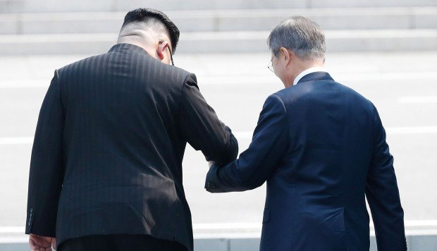 Korean diplomacy intensifies as North and South open joint ...