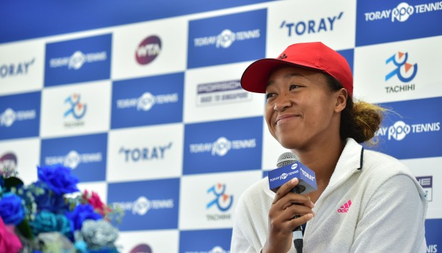 Tennis queen Osaka a role model, says 'Indian' Miss Japan