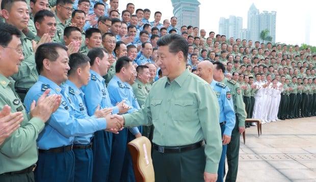 'Prepare for war', Xi Jinping tells military region that monitors Taiwan