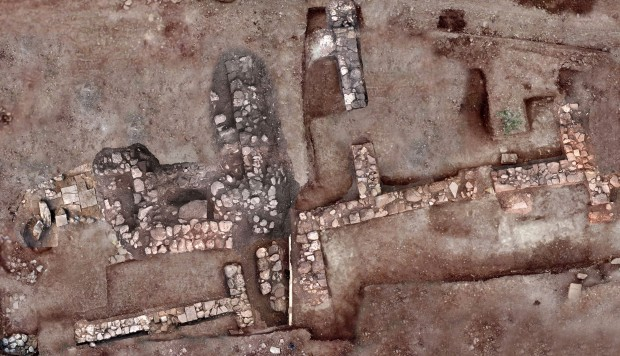 Lost city of Tenea, linked to Trojan war, is discovered in Greece