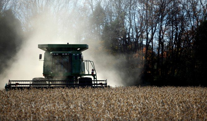 American soybean farmers will not be pleased by a China-US trade war.