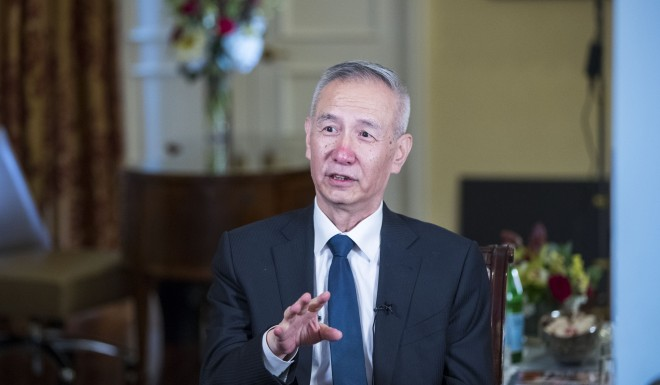 """Liu He, a special envoy of President Xi Jinping, said his visit to Washington over trade was """"constructive and fruitful,"""" according to state news agency Xinhua."""