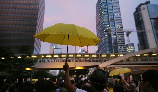 Opponents of liberal studies blame teachers for the rise of the Occupy Central movement.
