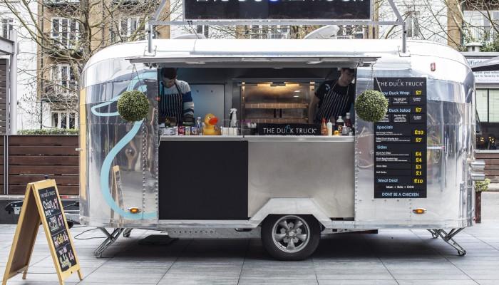 World Street Kitchen Food Truck