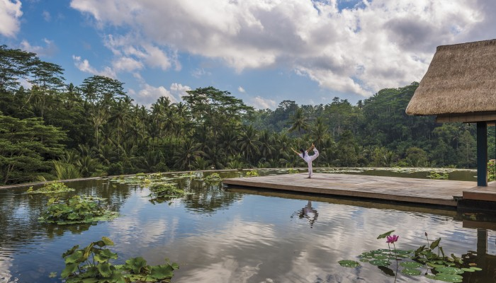 Four Seasons in Ubud, Bali: if it's good enough for the Obamas ...