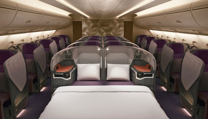 Inside Singapore Airlines' new Airbus A380 luxury suites ...