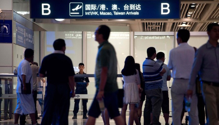 Entry denied: the identity crisis facing China's covert dual