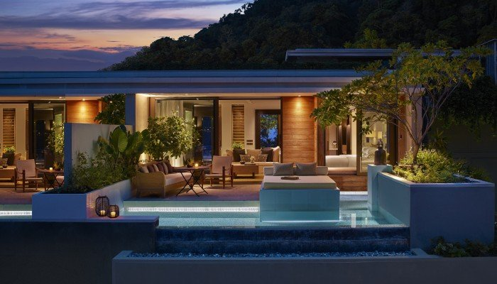 Phuket resort where Hollywood-approved lifestyle guru plays central role