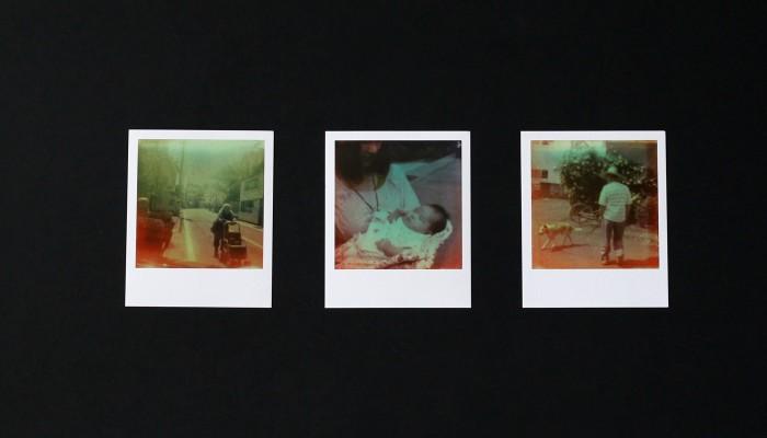 Fukushima in Polaroid