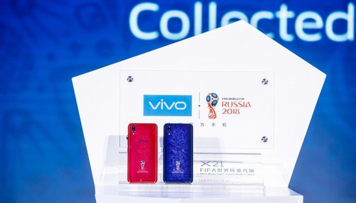 Chinese smartphone brand Vivo counts on World Cup to boost