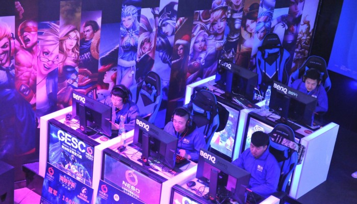 Image result for China internet goliath Tencent enters the eSports industry.