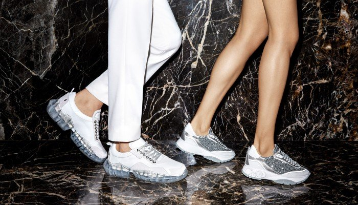STYLE Edit: why are Jimmy Choo's crystal studded sneakers so