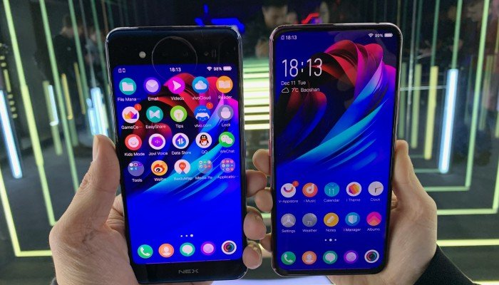 Vivo Nex Dual Display Edition first look: the dual-screen phone done