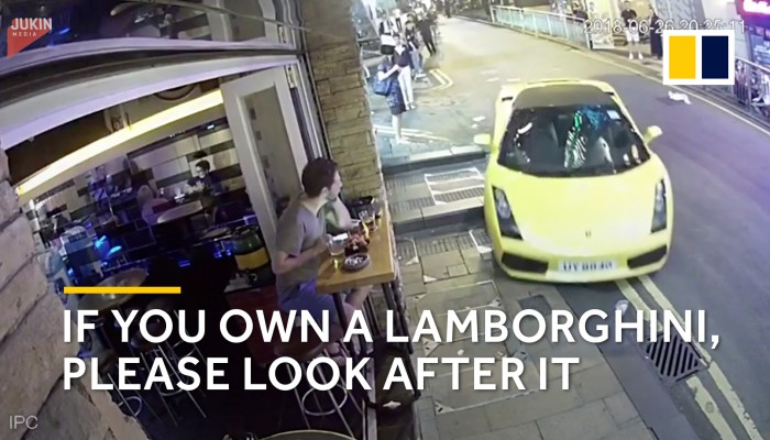 If You Own A Lamborghini Please Look After It South China Morning