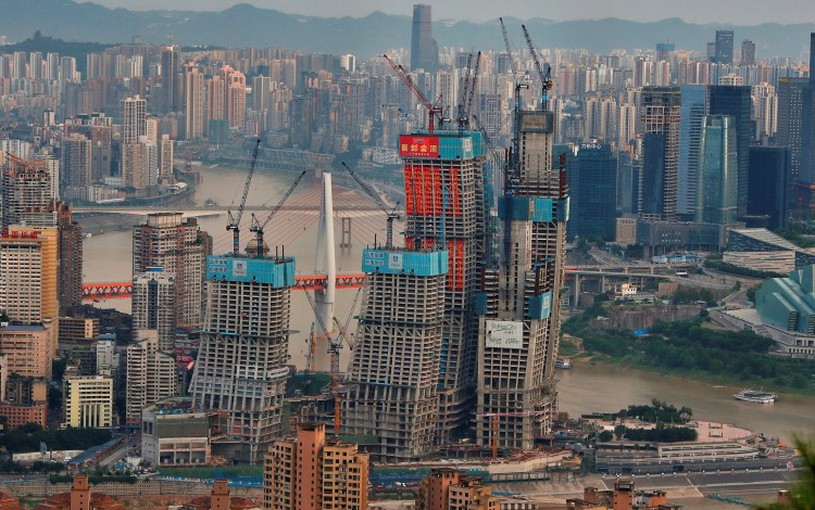 China Shifts From Growth to Debt Cuts in Race Against Rising Tide of Red Ink