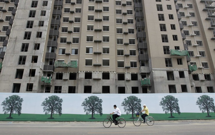 Small, mid-sized Chinese developers still facing funding woes