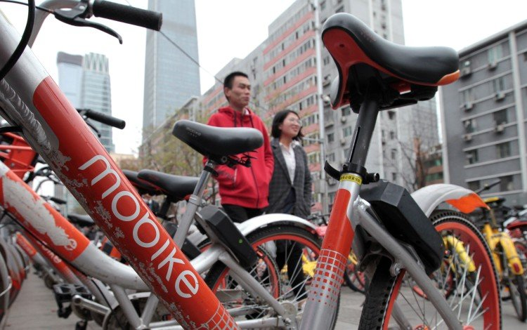 Mobike Pedals Into India As China's Bike-sharing Start-ups Look For New Markets