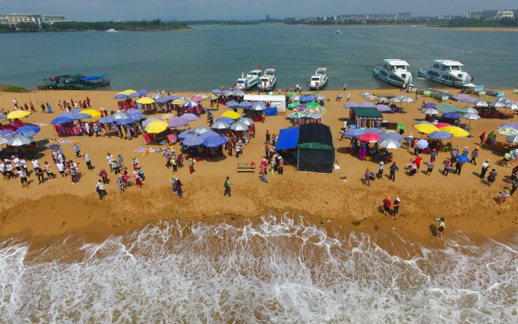 China's Tropical Hainan Wants The Big Names To Come And Invest