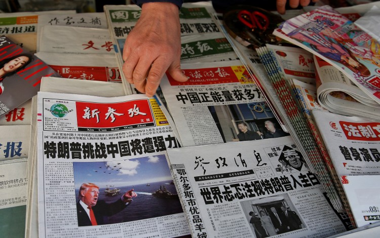 China's State Media Pumps Up Stock Market After $2 Trillion Beating