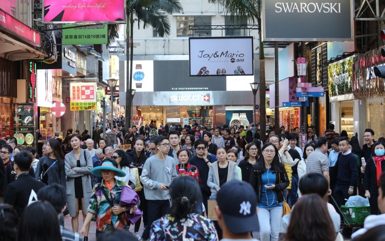 Hong Kong Retailers Filling Up Empty Shops, Sending Vacancy Rates In Tourist Areas To 3-year Low As Landlords Cut Rents
