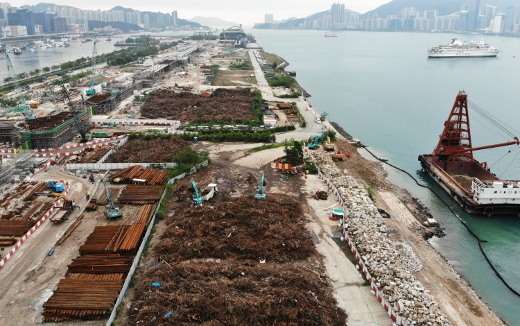 Scenic Site At Kai Tak Draws Fewer Than Expected Bids From Property Developers