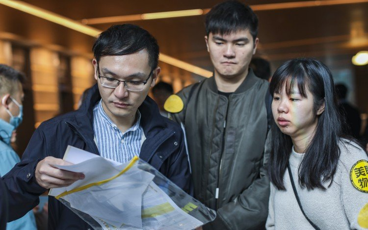 Discounts Are The Order Of The Day For Hong Kong's Property Developers To Clear Their Stock, As Prices Trend Downward