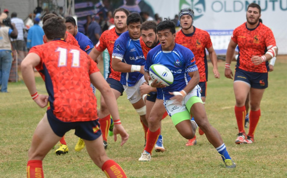 Image result for spain samoa u20