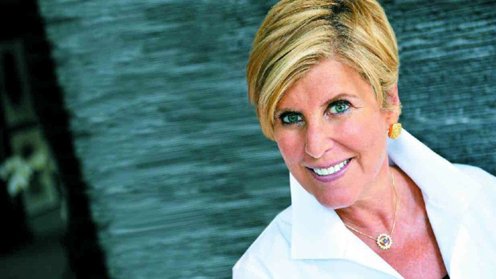 Suze Orman Talks Money South China Morning Post