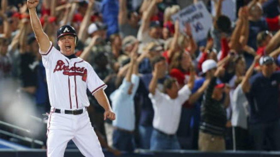 Braves back in playoffs with 4-3 win over Marlins  56b7380cf