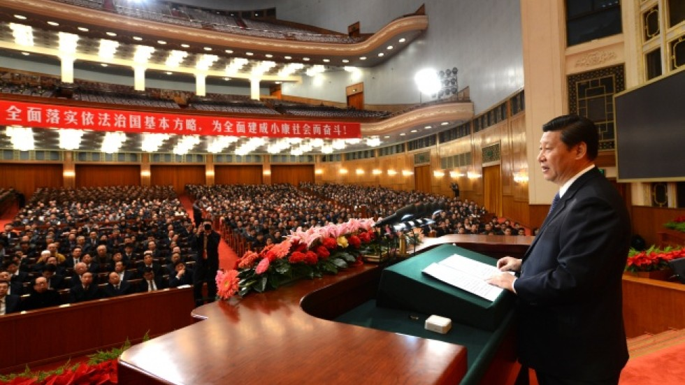 Chinese Scholar Challenges Party In Constitutional Debate South