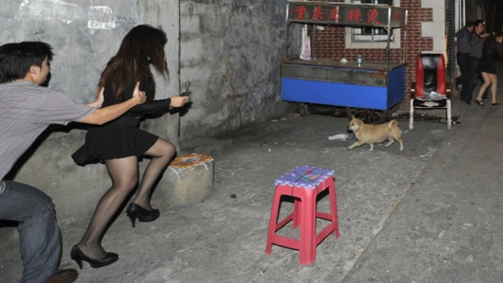 Henan Police Apologise For Mistaking Policewoman For A Sex -8477