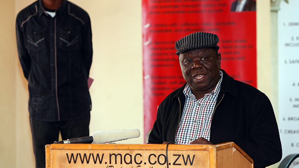 Tsvangirai Denounces Zimbabwe Vote As Huge Farce South China