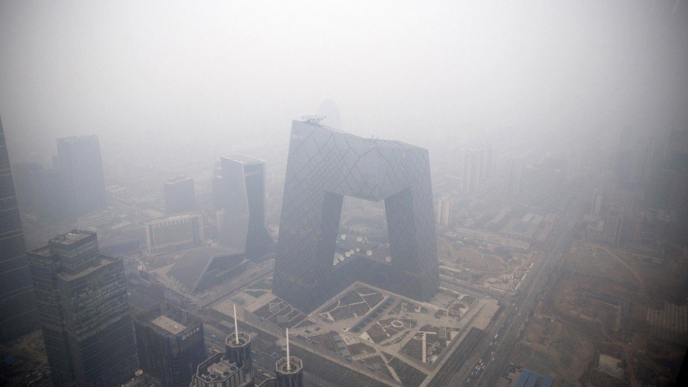 """china s environment China energy, pollution, environment facts according to a report by the us pew environment group, which wrote that china's """"ascendance has been steady."""