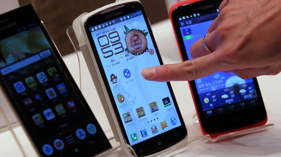 smartphone information technology