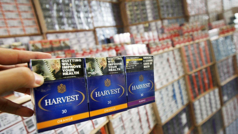List cigarettes Marlboro brands available Australia