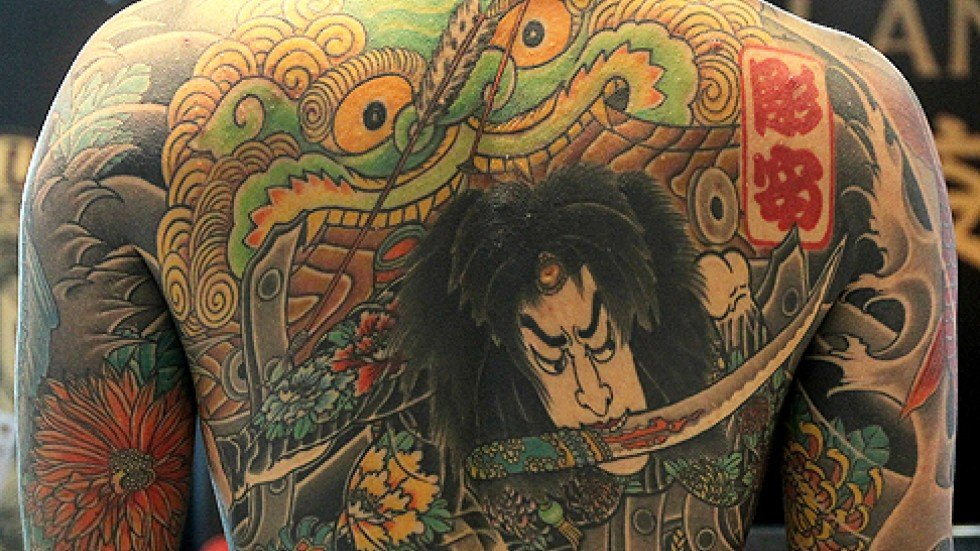 Hong kong tattoo convention aims to make its mark south for Hong kong tattoo