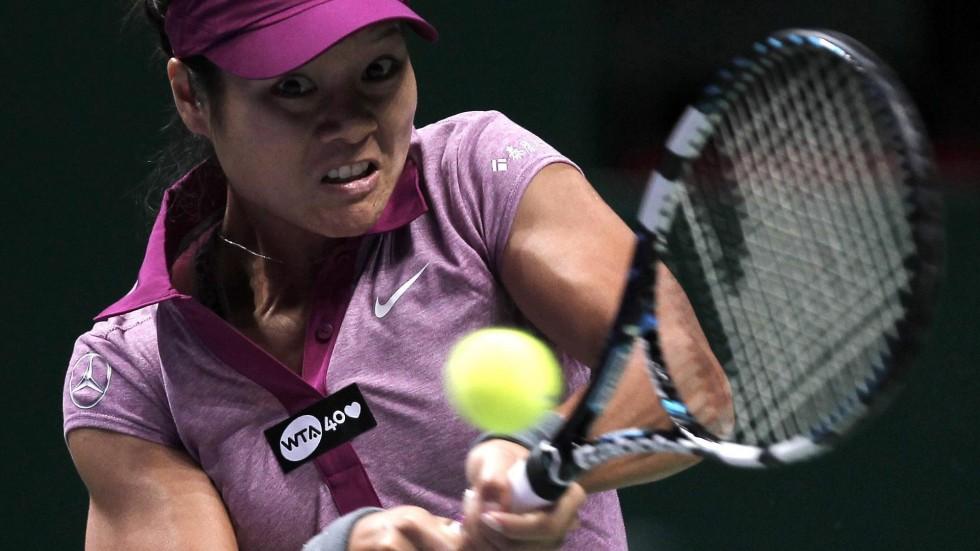 f9be41e91b8b5 Li Na reaches final of WTA Championships in Istanbul