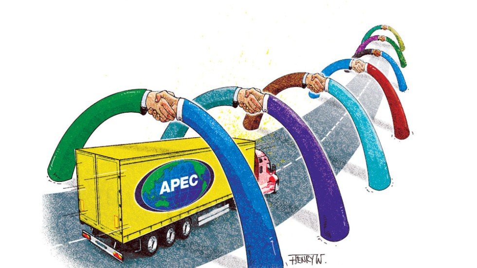 Apec Will Benefit From A Free Trade Agreement Of Its Own South