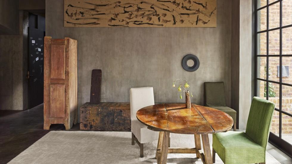 Interior Designer Axel Vervoordt Wants To Throw Dirt At