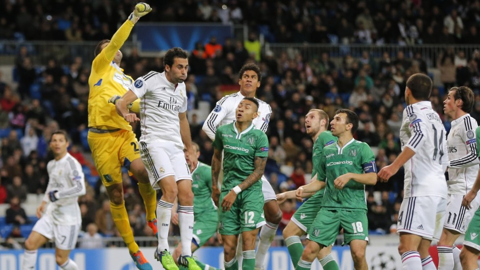 989bb5ef2 Real Madrid set Spanish record for consecutive wins in demolition of ...