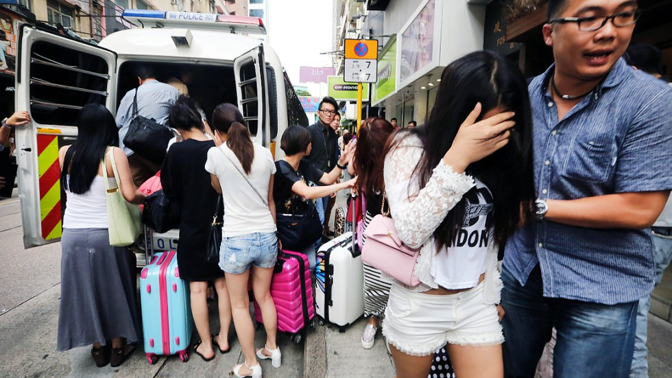 prostitution in hong kong hotels jobs
