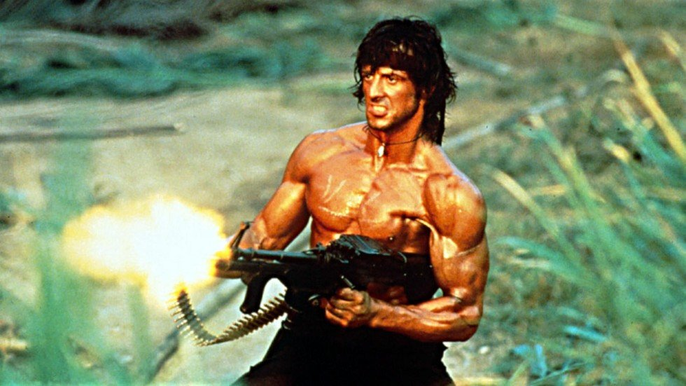 Film Appreciation Sylvester Stallones Rambo Debut First Blood