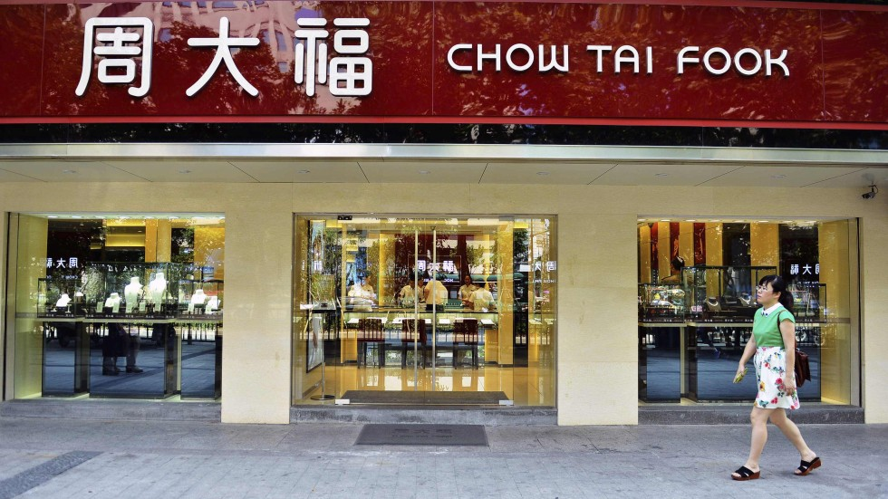 When It Comes To Jewellery Chinese Believe Local Companies Are Best South China Morning Post