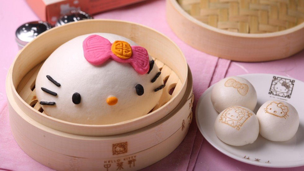 Diners Can 39 T Get Enough Of The Kitschy Fare At Hello Kitty