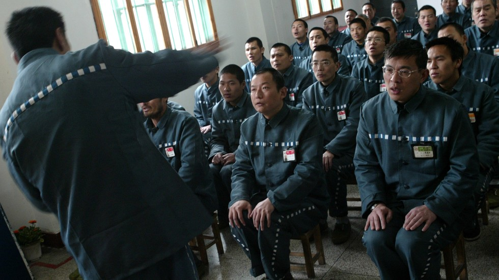 Tales Of Torture Time Spent In Chinese Police Custody