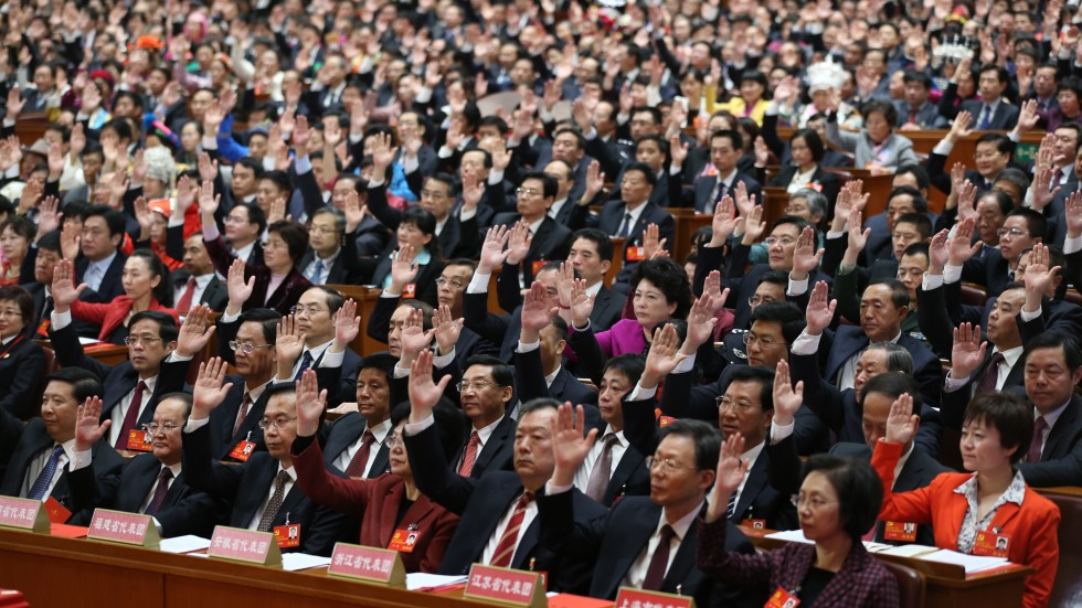 China's Communist Party now larger than the population of ...