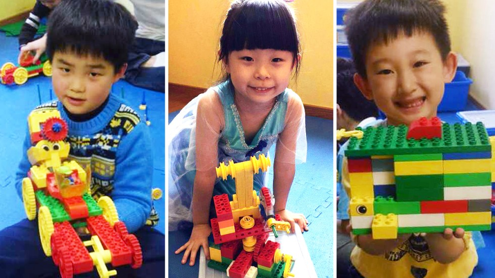 Lego Builds On Strong Success In China As Playful Children