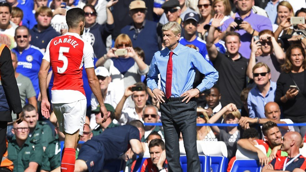 Watch Angry Arsene Wenger Threatens To Walk Out Of Media Conference