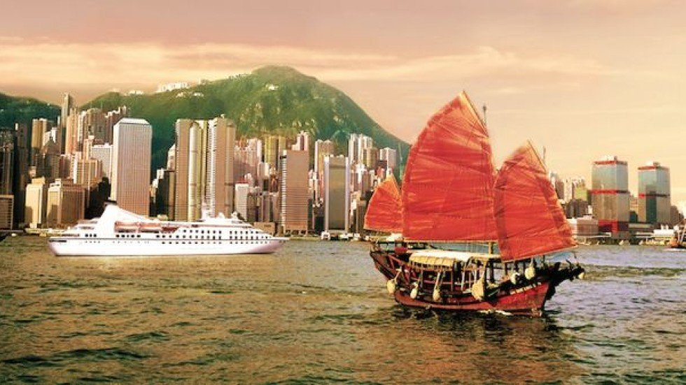 Why Do Hong Kong's Traditional Junk Boats Have Red Sails ...